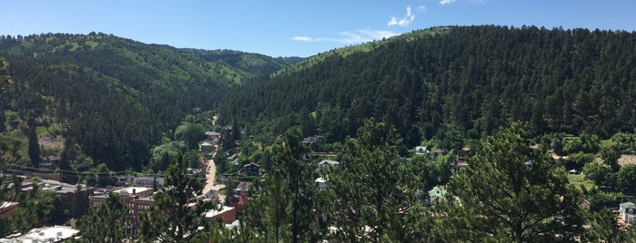 Deadwood, SD is one of Historic America.