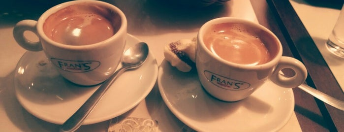 Fran's Café is one of Por aí em Sampa.