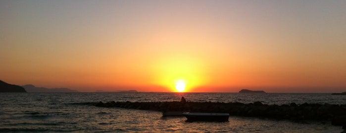 Gün Batımı Plajı is one of Esra 님이 좋아한 장소.