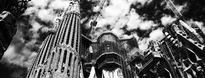 Sagrada Família is one of Posti che sono piaciuti a Priscilla.