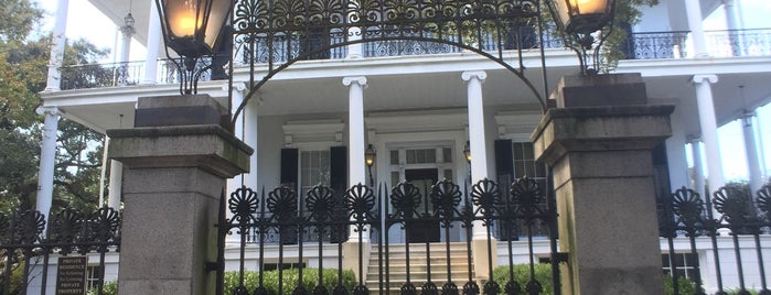 Garden District is one of Lugares favoritos de Priscilla.