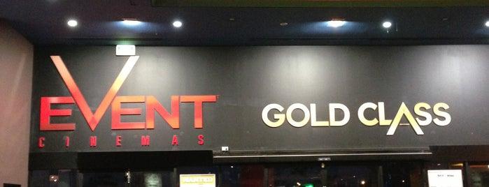 Event Cinemas is one of Vaughan : понравившиеся места.