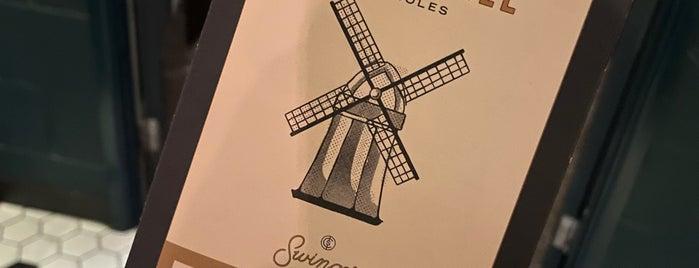 Swingers - The Crazy Golf Club is one of Londinium III 🎩⚽️.