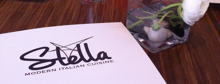 Stella's Modern Italian Cuisine is one of New Places To Try.