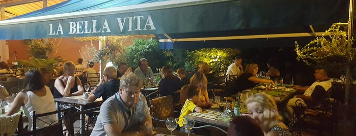 La Bella Vita is one of Eating in Dilbeek.