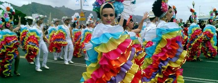 Carnaval De Tenerife is one of Tenerife 2013.