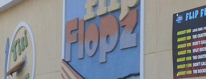 Flip Flopz is one of Foodie NJ Shore 1.