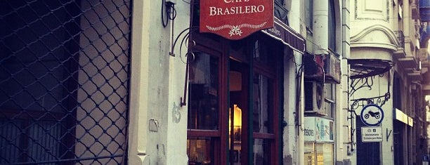 Café Brasilero is one of Uruguay.