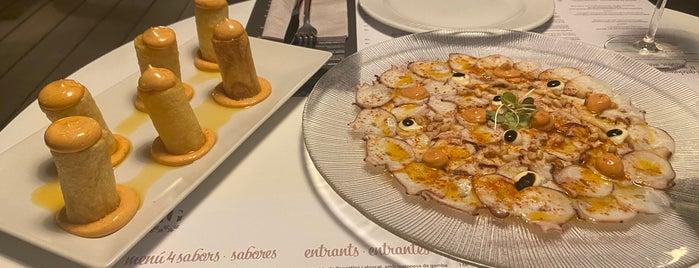 Restaurant Mas Gusó is one of Tamay'ın Beğendiği Mekanlar.