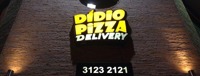 Dídio Pizza is one of Conhecer.