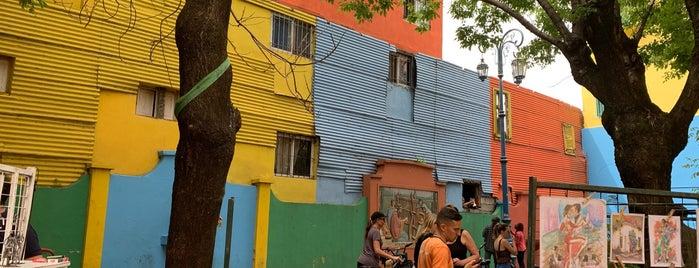 La Boca is one of PASEOS & VIAJES.