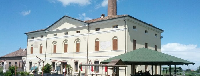Ostello Amolara is one of Cibo.
