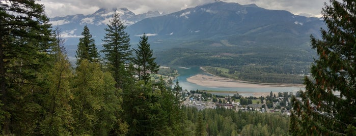 Mount Revelstoke National Park is one of Canada - Revelstoke.