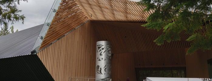 Audain Art Museum is one of Tom 님이 좋아한 장소.