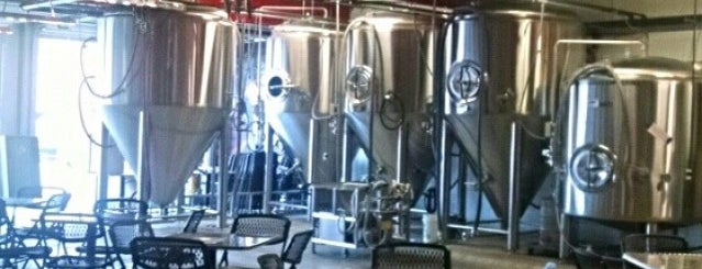 Old Firehouse Brewery is one of North America.