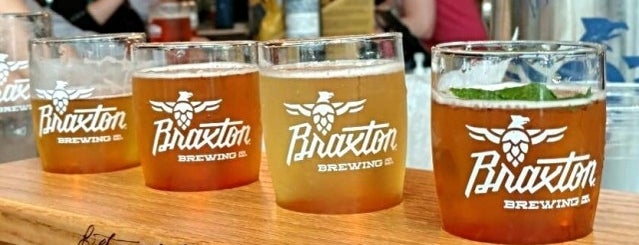 Braxton Brewing Company is one of Covington.