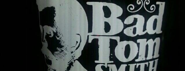 Bad Tom Brewing is one of Cincy's Best - Breweries.