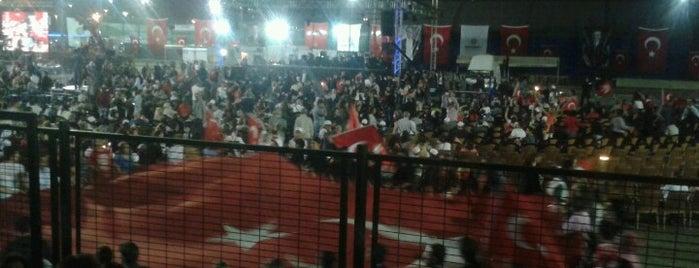 Atatürk Spor ve Yaşam Köyü is one of Lugares favoritos de A.Kadir✈️🎉.