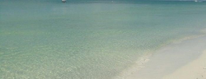 Anna Maria Island is one of Florida.