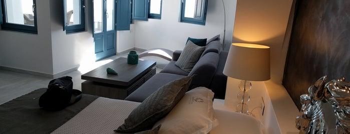 Anteliz Suites is one of สถานที่ที่ Miguel ถูกใจ.