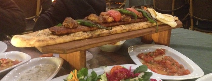 Seyami Usta Tarihi Adana Kebap & Kaburga is one of Restaurant.