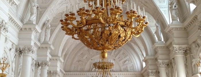 Hermitage Museum is one of Питер я твой.