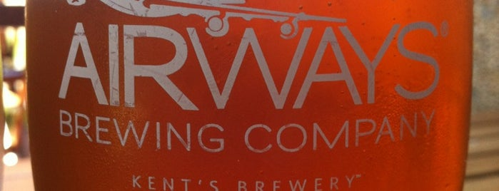 Airways Brewing Company is one of Northwestern Breweries.