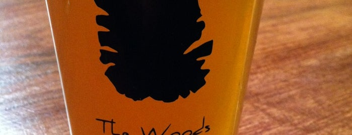 The Woods is one of Seattle Brewpubs, Taprooms and Breweries.