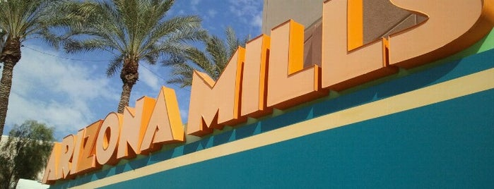 Arizona Mills is one of Places to visit in Phoenix/Scottsdale.