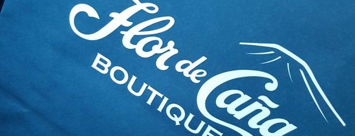Boutique Flor de Cana is one of สถานที่ที่ Max ถูกใจ.