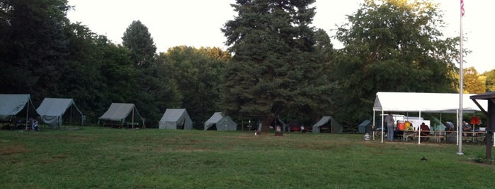 Seven Ranges Scout Reservation is one of Lieux qui ont plu à Phillip.