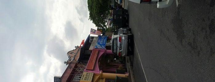 Restoran Haji Ali & Nasi Kandar Asli is one of Langkawee.