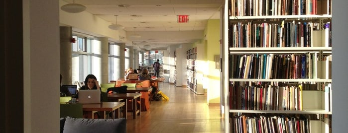 Poets House is one of Guide to New York's best spots.