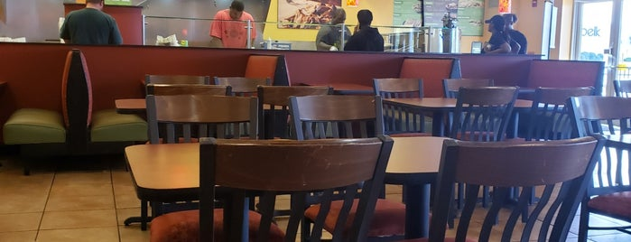 Moe's Southwest Grill is one of Food.