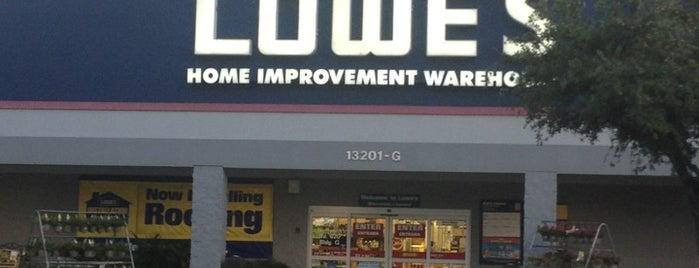 Lowe's Home Improvement is one of dog friendly in North Austin.