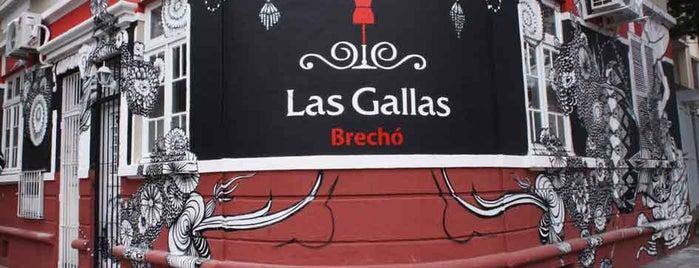 Las Gallas is one of rockin POA.