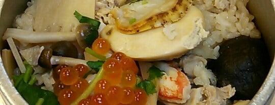 Kamameshi Haru is one of food tokyo.