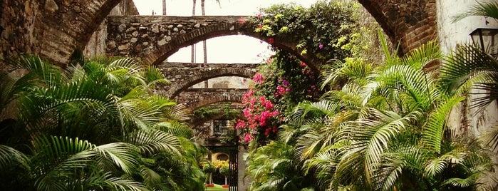 Ex Hacienda de Temixco. Parque acuatico is one of Visitados.