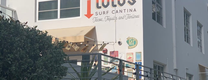 Lolo's Surf Cantina is one of Miami.