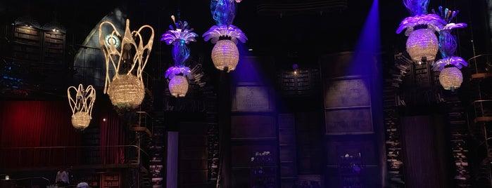 Cirque du Soleil is one of Orte, die Grace gefallen.