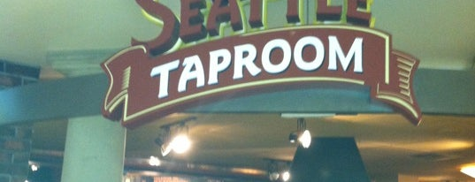 Seattle Taproom is one of Orte, die Crispin gefallen.