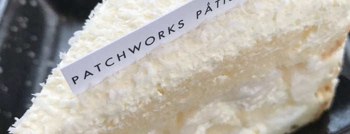 Patchworks is one of 04 - ตามรอย.