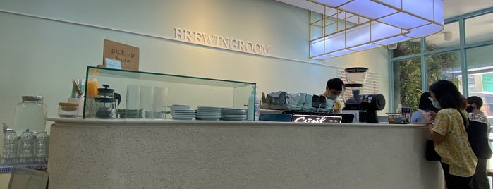 Brewing Room is one of เชียงใหม่_3_Coffee.