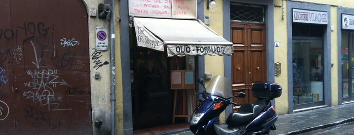 The Oil Shoppe is one of Florence Bars, Cafes, Food, POI.
