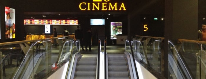 28 Cinema is one of Tempat yang Disukai Perry.
