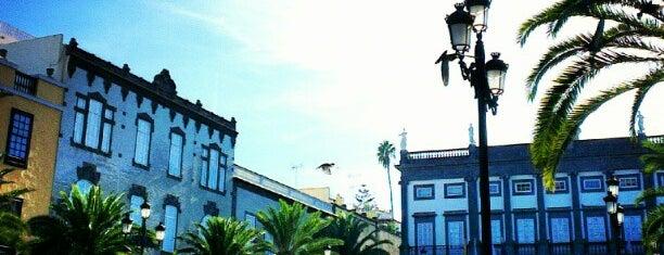Plaza Santa Ana is one of Gran Canaria.
