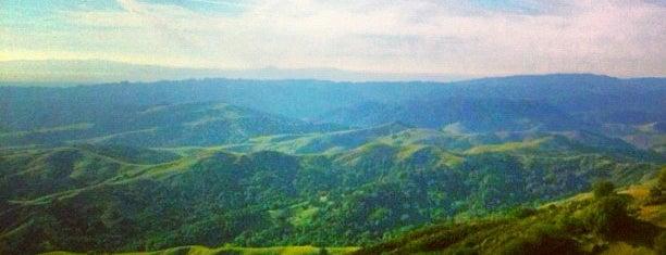 Las Trampas Regional Wilderness Bollinger Staging Area is one of Sun Pr0n Manor Adventures.