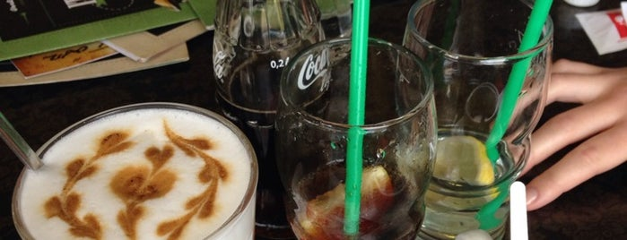 Menta Cafe & Lounge is one of Székesfehérvár.