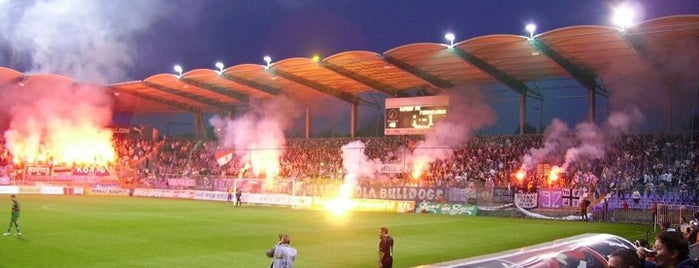 Szusza Ferenc Stadion is one of Sporting/Concert....