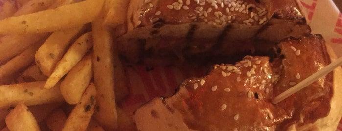 MEZBAA Steak&Burger is one of Rumeysa'nın Beğendiği Mekanlar.